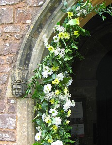 Flowers Arch
