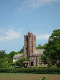 Kenn church