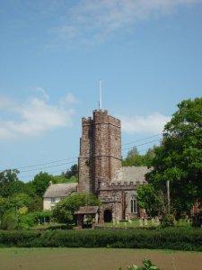 Kenn church