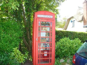 Kenn phone box library 2