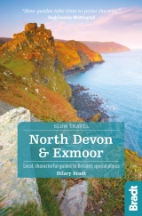 Slow Devon & Exmoor by Hilary Bradt