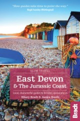 Slow East Devon & the Jurassic Coast by Hilary Bradt